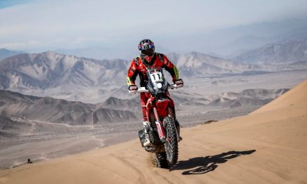 Podium final para Joan Barreda en el Atacama Rally