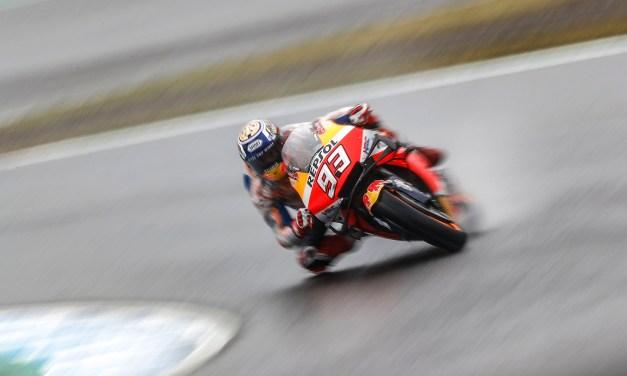 Primera 'pole' japonesa de Marc Márquez en MotoGP