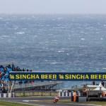El fuerte viento obliga a cancelar la sesión de clasificación de MotoGP