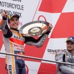 Marc Márquez supera a Mick Doohan con la undécima victoria de la temporada y 55 con Honda