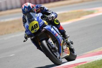 Federico Sandi, Team Stratos, Campeonato de España de Velocidad