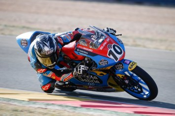 Talent Team Estrella Galicia 0,0 en la European Talent Cup de Albacete