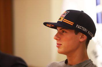 Jorge Prado, Bicampeón del Mundo de MX2