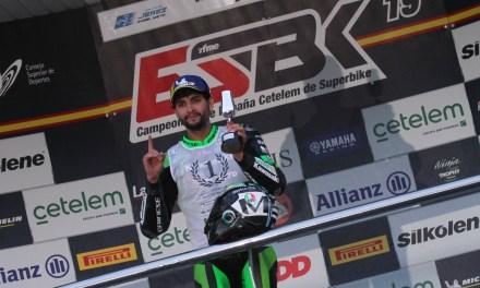 Maxi Scheib y el Kawasaki Palmeto PL Racing Team Campeones del ESBK 2019