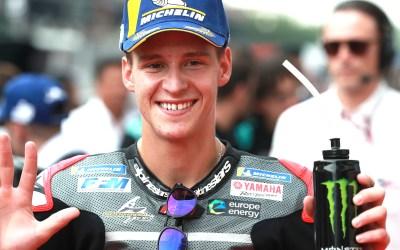 Fabio Quartaro en 2021 con Yamaha…..Rossi tendrá poco que decidir