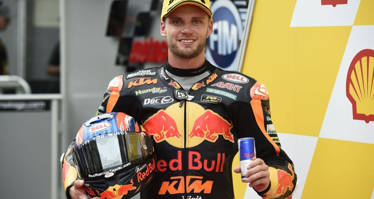 Cuarta victoria del año para Brad Binder en el Gran Premio de Malasia