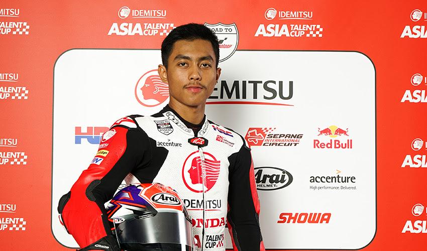 Afridza Munandar fallece en la Copa IDEMITSU Asia Talent en Malasia
