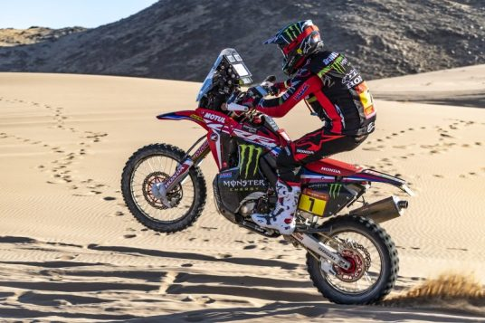 Kevin Benavides, Monster Energy Rally Team, Dakar 2020