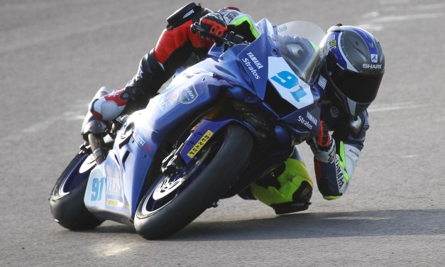 Mihail Florov, piloto oficial de ESBK Supersport en el Yamaha Stratos 2020