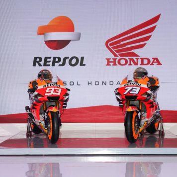Marc Márquez, Álex Márquez, Repsol Honda Team