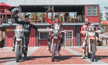 Tercer triunfo de Ricky Brabec en el Sonora Rally