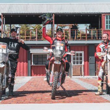 Ricky Brabec, Monster Energy Honda Rally Team, Sonora Rally
