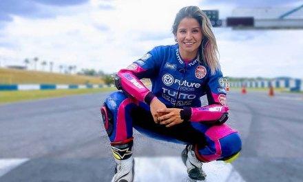 La piloto y campeona Indy Muñoz fallece en un trágico accidente