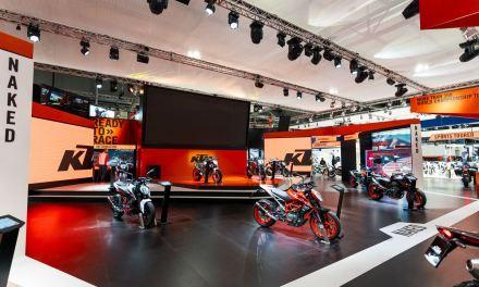 KTM se retira de «los salones» en 2020