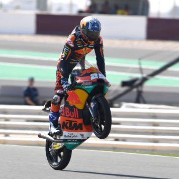 Raul Fernandez, Qatar Moto3, 6 March 2020