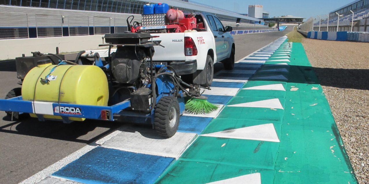 El Circuito de Jerez-Ángel Nieto reinicia actividad mañana sábado con tandas deportivas para motocicletas