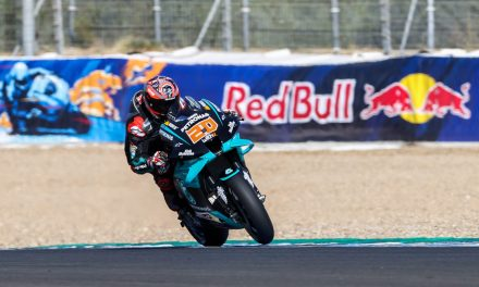 El francés Fabio Quartararo repite pole position en Jerez
