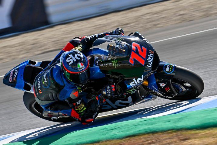 Marco Bezzecchi, Sky Racing Team VR46, Moto2, Circuito de Jerez Ángel Nieto, @yiyodorta, @teammotofans