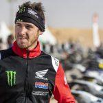 Ricky Brabec se sube a la moto de nuevo para buscar su tercer triunfo en el Vegas To Reno