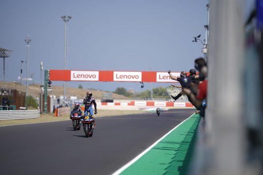 Luca Marini, Marco Bezzecchi, Sky Racing Team VR46