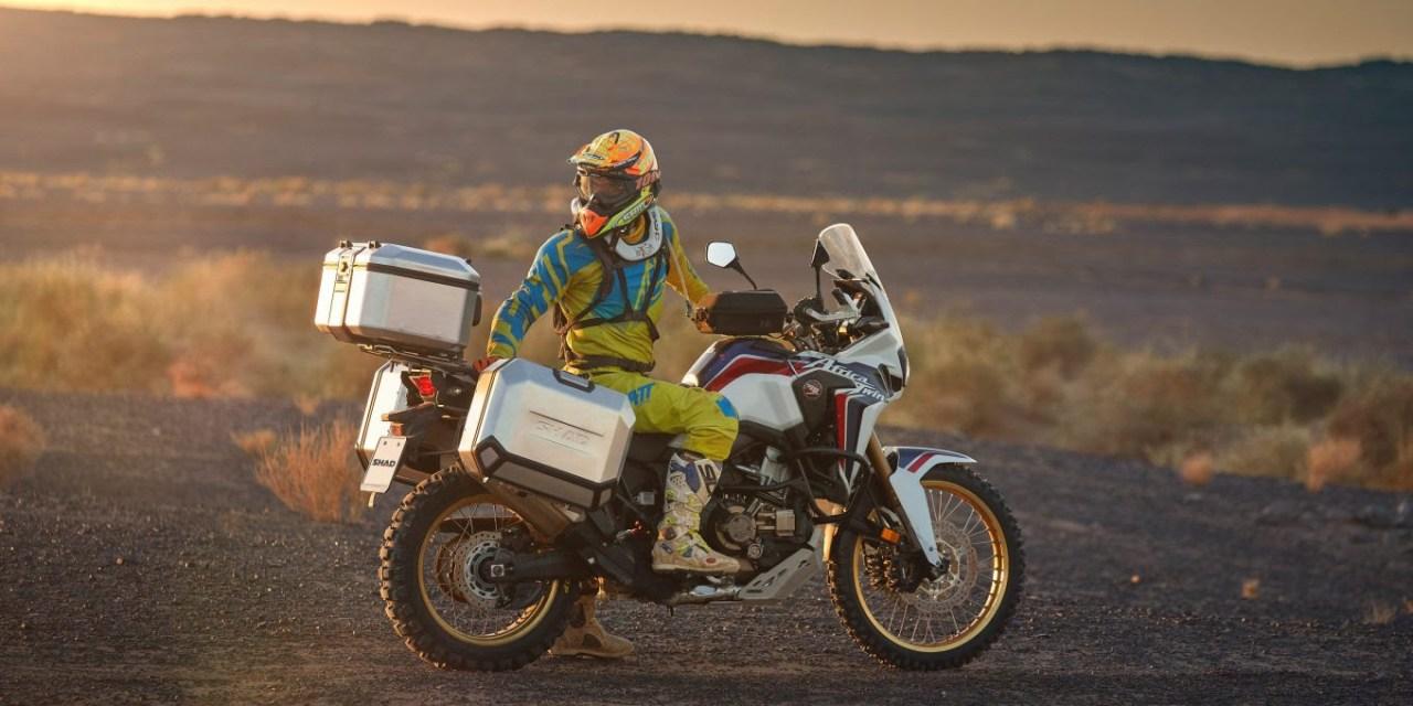 SHAD nuevo patrocinador del Mototurismo de la RFME