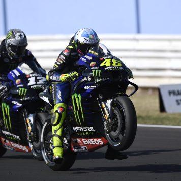 Maverick Viñales, Valentino Rossi, Monster Yamaha Energy MotoGP, @yiyodorta, @teammotofans, #PacoCueto