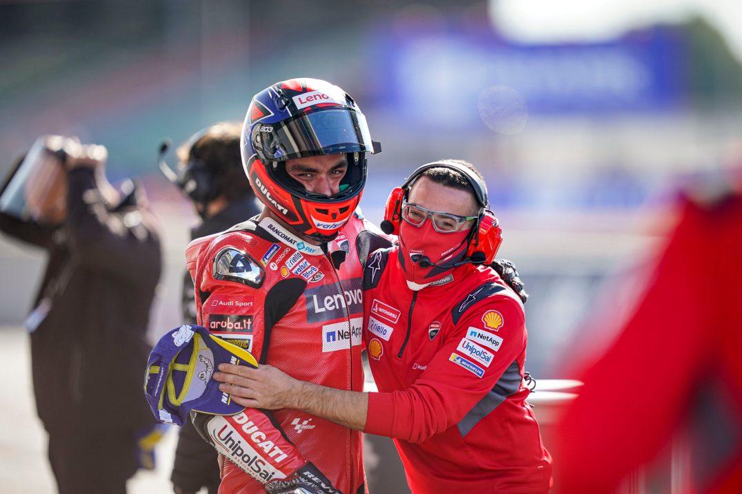 Danilo Petrucci, Ducati Team, Circuito de Le Mans