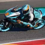 Jaume Masiá vuelve a ganar en Motorland