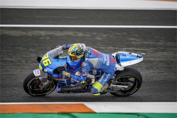 Joan Mir, Suzuki, Circuito Ricardo Tormo, MotoGP, @yiyodorta, @teammotofans, #PacoCueto