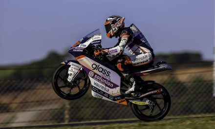 Albert Arenas Campeón del Mundo de Moto3 en Portimao