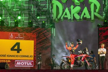 Nacho Cornejo Monster Energy Honda Team, Dakar21, @yiyodorta, @teammotofans, #PacoCueto
