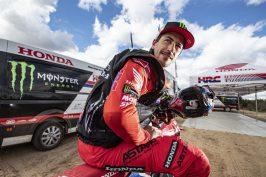 Joan Barreda, Monster Energy Honda Team, Dakar 2021