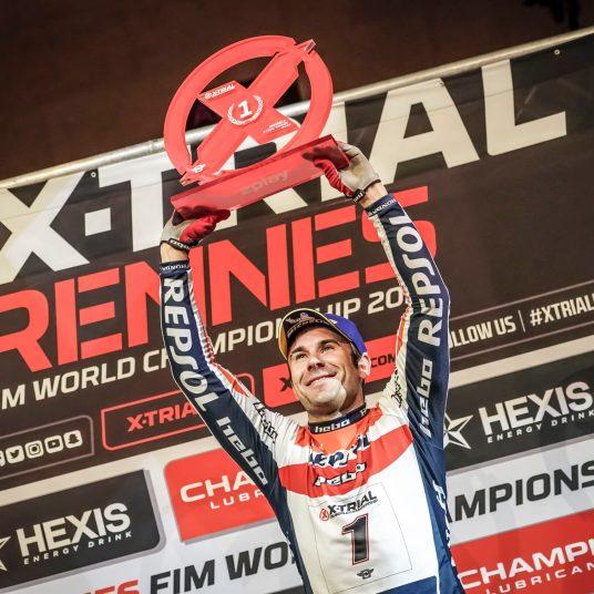 Toni Bou, Repsol Honda Trial Team