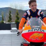 La sorpresa del equipo Repsol Honda a Pol Espargaró