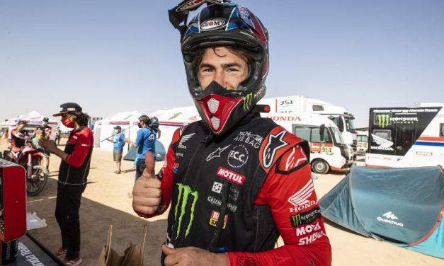 Joan Barreda brilla en el Dakar 2021 con su segunda victoria