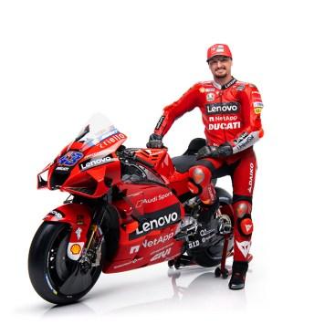 Ducati Lenovo MotoGP 2021