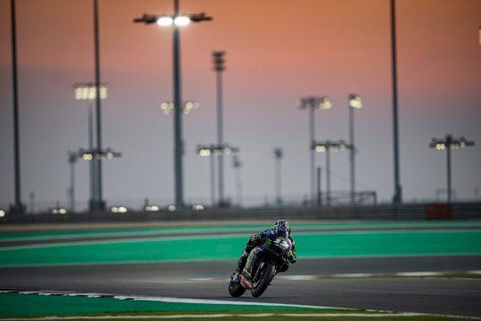 Maverick Viñales, Monster Energy Yamaha MotoGP , Test Qatar 2021