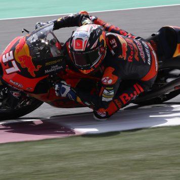 Pedro Acosta, Moto3, Doha MotoGP, 3 April 2021