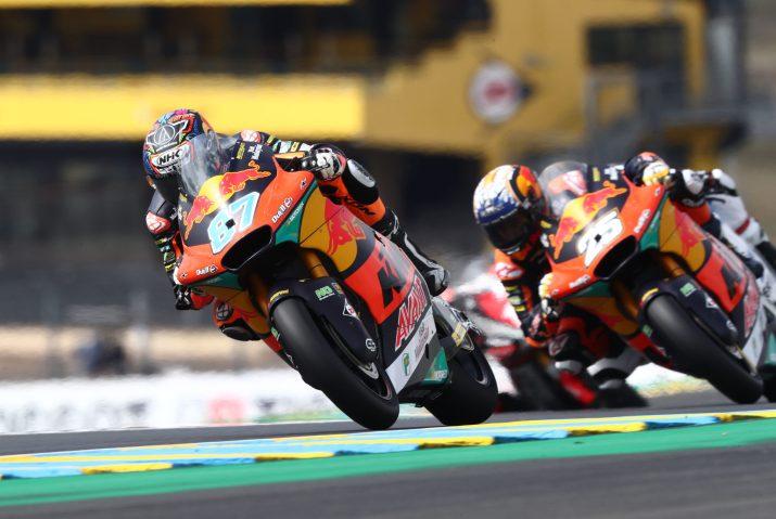 Remy Gardner, Moto2, French MotoGP, 14 May 2021