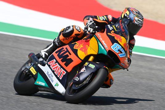 Remy Gardner, Moto2, Italian MotoGP, 28 May 2021