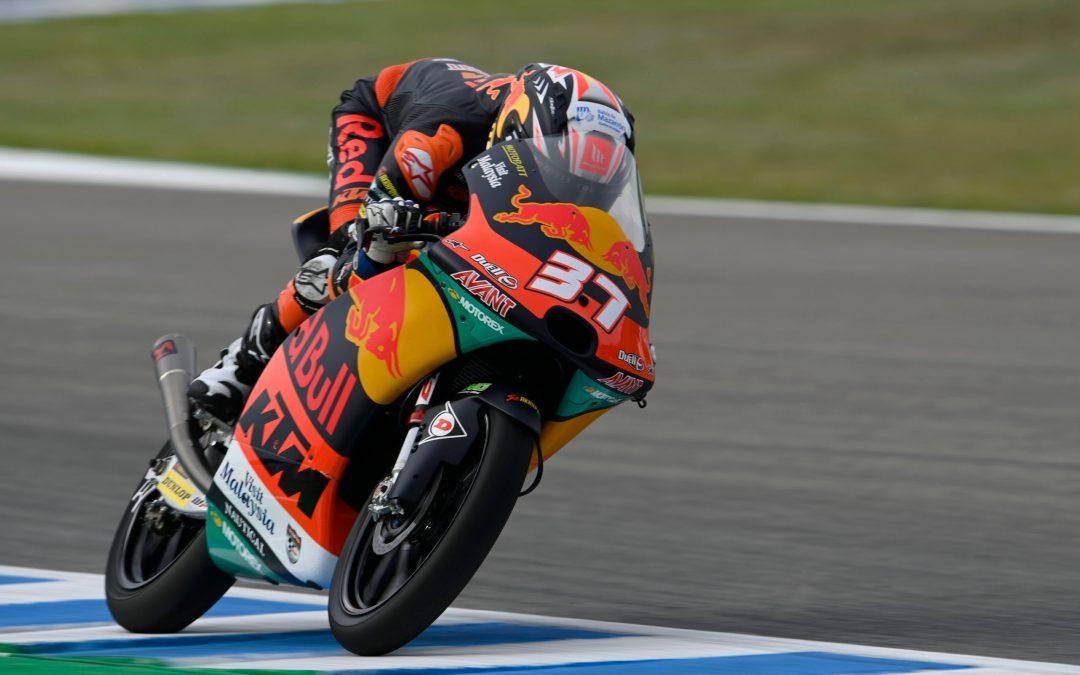 Pedro Acosta ya es historia viva del motociclismo mundial
