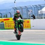 Jonathan Rea bate todos los récords en la primera jornada del Campeonato del Mundo Motul FIM Superbike.