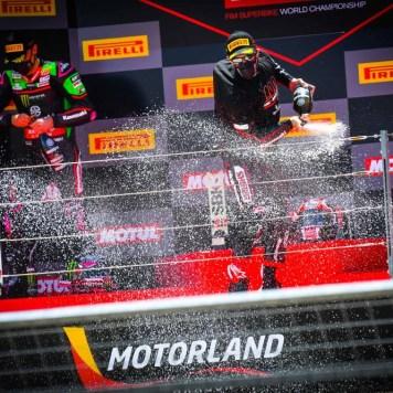 Jonathan Rea, WSBK, Circuito de Motorland Aragón