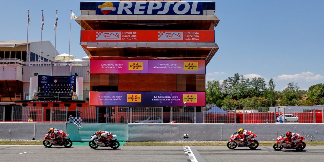 El FIM CEV Repsol presume de nivel en el Circuit