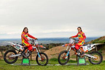 Gabriela Seisdedos, Daniela Guillén, RFME