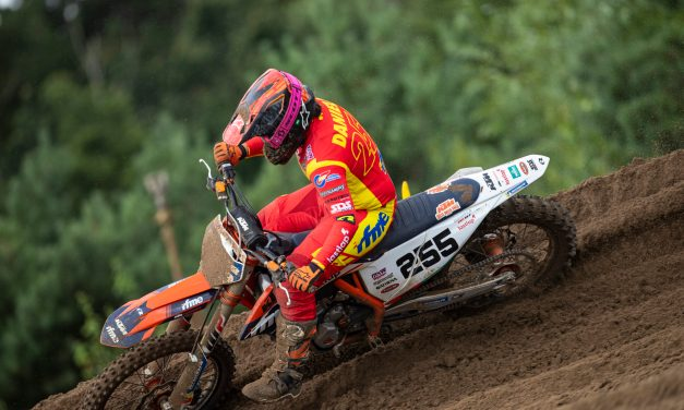La Selección Española Femenina de Motocross asombra en Lommel