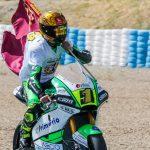 FIM CEV Repsol, Circuito de Jerez-Ángel Nieto, Fermín Aldeguer campeón de Moto2 European Championship
