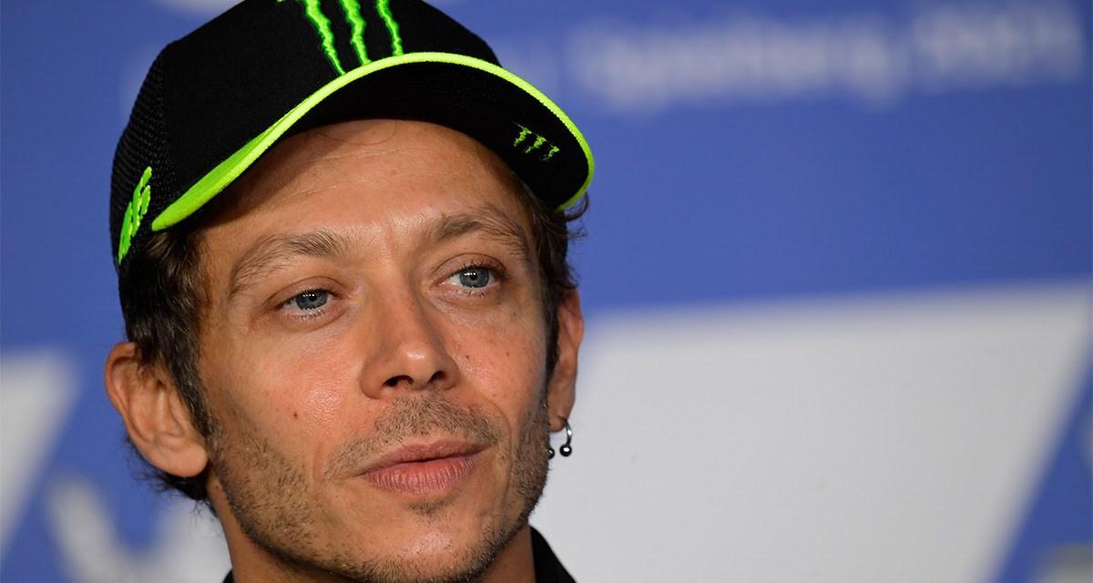 El adiós de Valentino Rossi, el eterno 46