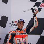 Vibrante segundo puesto de Márquez