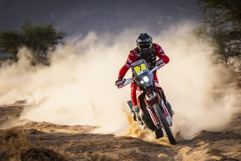 Quintanilla y Brabec buscarán el podio del Rally de Marruecos en la última etapa
